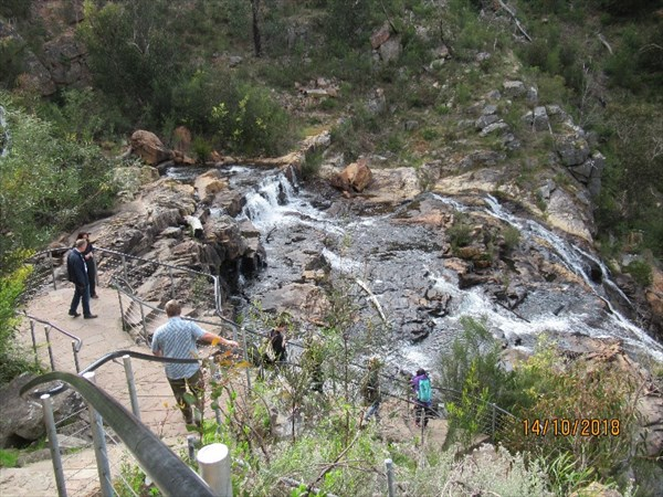 Водопад Маккензи.