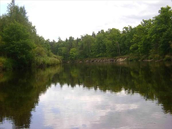Знаменитое отражение в воде