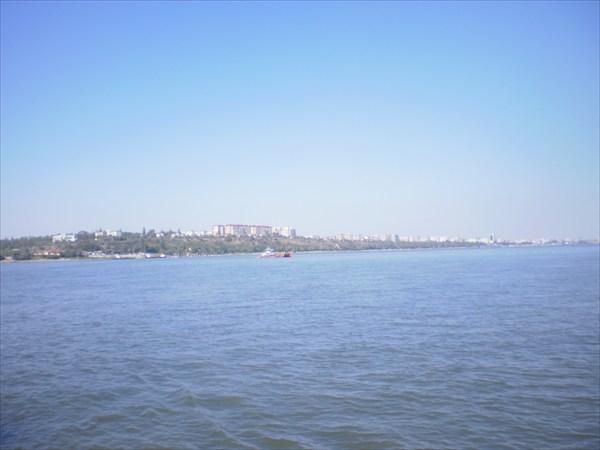 Дунай, переправа
