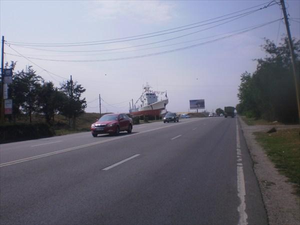 Дорога на Мурфатлар