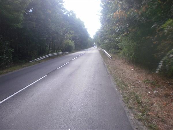 Дорога в Бургас