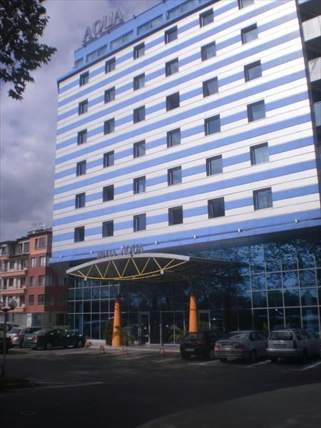 Отель Аква