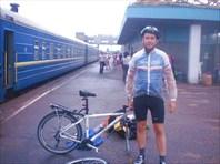 Поезд Москва-Николаев