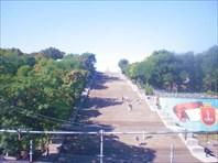 Потемкинская лестница-город Одесса