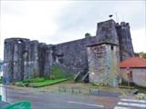 Крепостная стена Старого города.