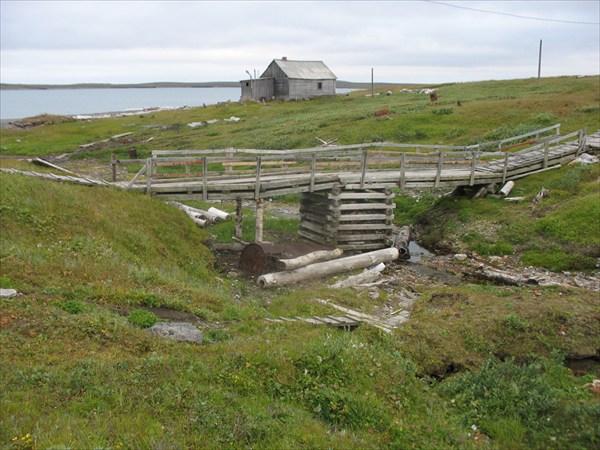 IMG_9147 Мост через ручей.