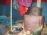 IMG_8895 Сохнут ноги и вещи.