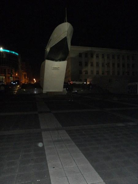 Побродили по ночному городу-герою Новороссийску