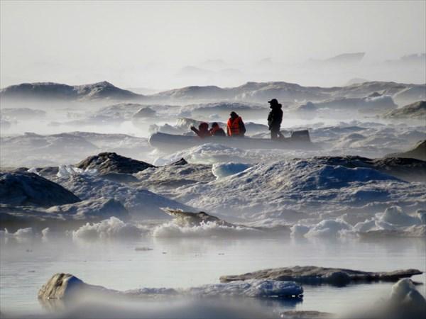 Бухта Онгачан. Ольховский уплывал смотреть китов