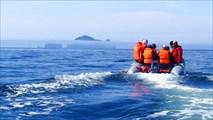 Идем к Утичим островам