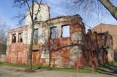 Большая Любавичская синагога (руины)