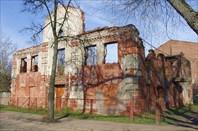 Руины синагоги-Большая Любавичская синагога (руины)