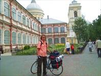 Питер-комплектация-ночевка в Александро Невской Лавре