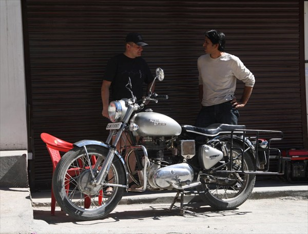 Присматриваемся к мотоциклам