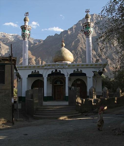 Деревенская мечеть