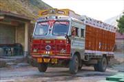 Типичный грузовик