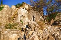 Город-крепость Старый Бар (Черногория)