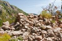 Крепости у перевала Суторман