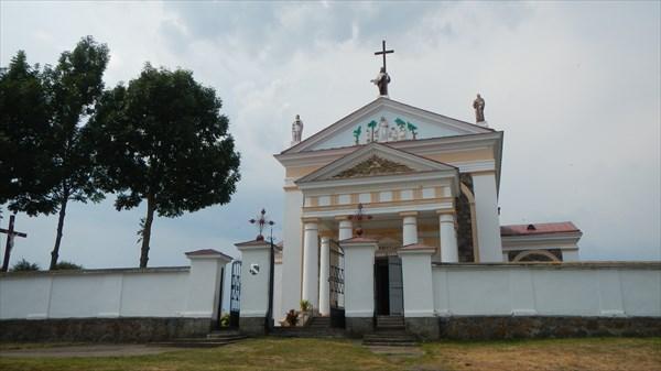 Костел Успения Богоматери