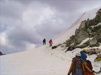 По перевалам Киргизского хребта