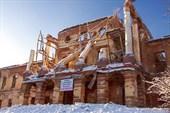 Дворцово-парковый ансамбль в Ропше