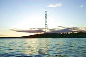 113 Около Богучанской ГЭС