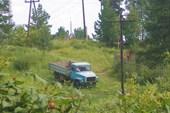 грузовик под Чебаркулем