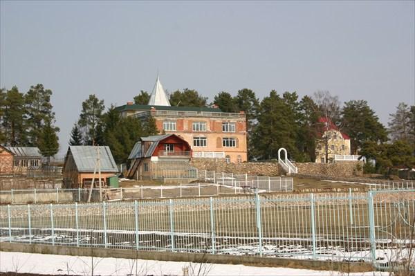 окрестности Полушкино