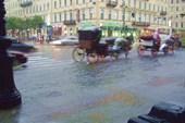 кареты в воде