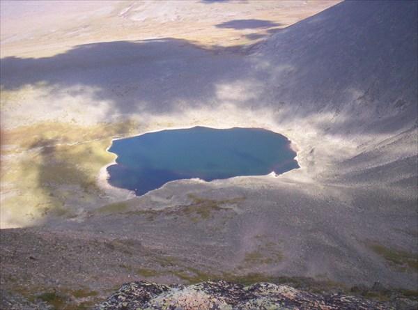 Третье Туюкское озеро