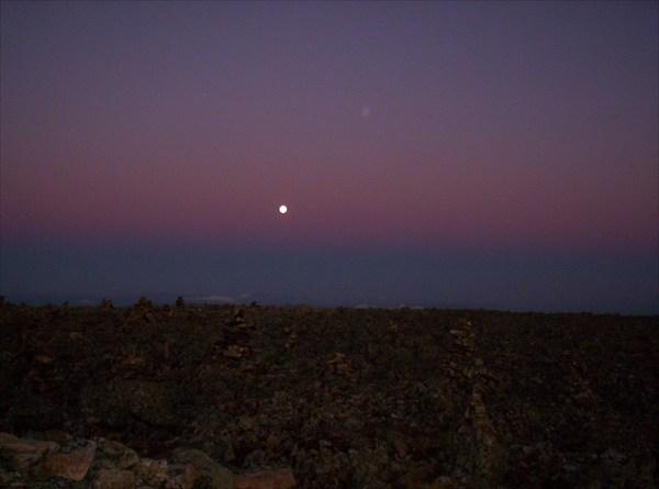 Луна над Сарлыком