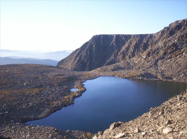 Пятое Туюкское озеро все ближе