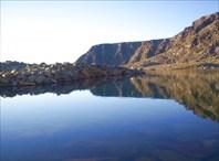 Сарлык в августе: озера, закат, восход -- краткая фотоподборка