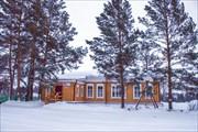 Ново-Кусково. Музей-усадьба Лампсакова.
