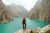 Озеро Кель-Cуу