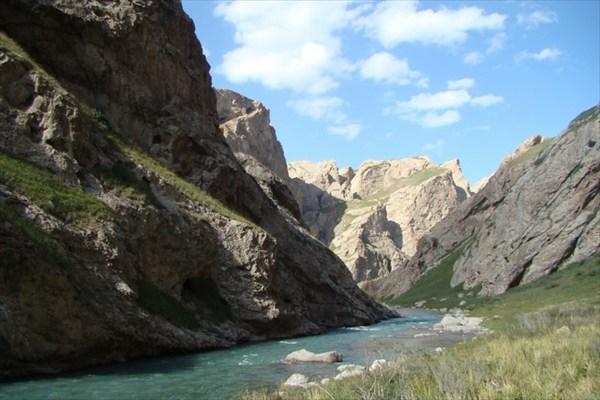 Река Кок-Кия