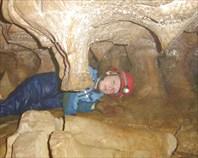 Онтарио. Пещера Dewdneys. Лето 2006