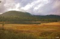 Озеро Меткуль