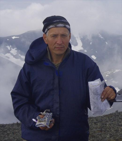Сергей Глухов - штурман