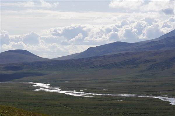 Долина реки Лонготъеган