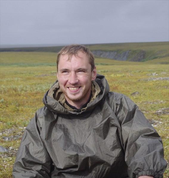 Андрей Нестюк - главный по рыбалке и сбору грибов