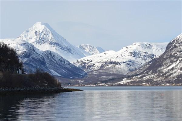 Офотфьерд,город Нарвик ,Норвегия !!