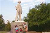 Памятник капитану Калинину
