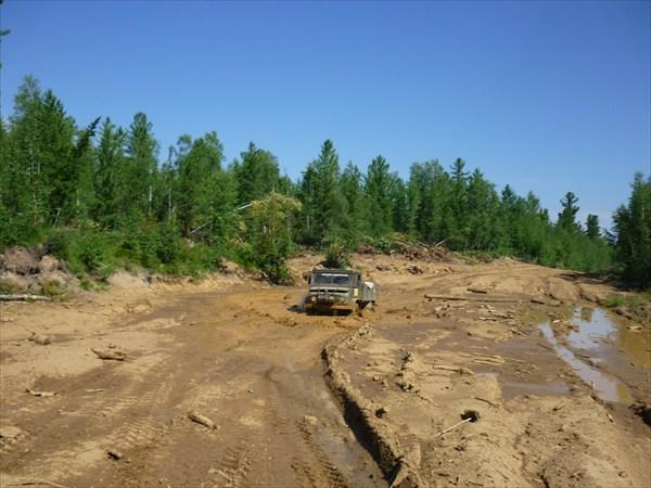 Дорога на Миричун