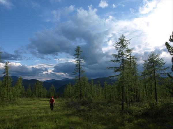 Перевал Катышный