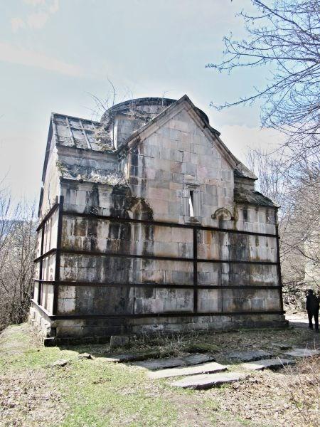 Монастырь Джуктак