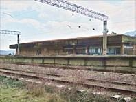 Бывший вокзал