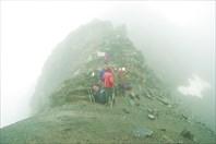 На Алибекском перевале