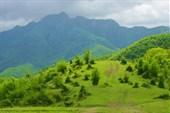 Дорога к селу Ванк красива и живописна