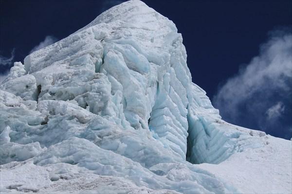В конце ледника